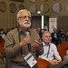 K.L. Thapar asks panellists a question