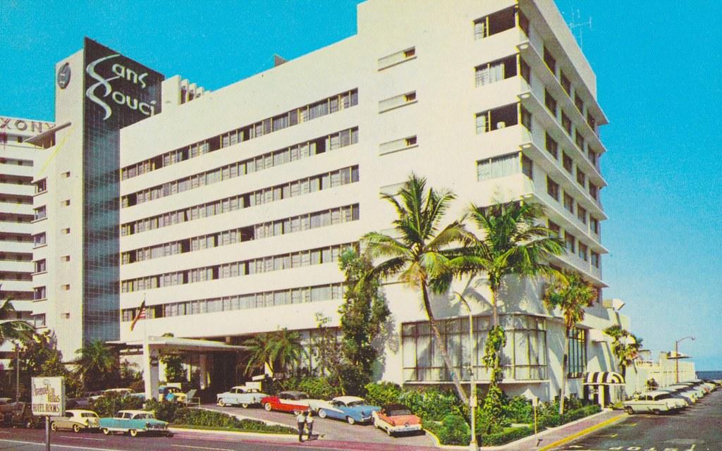 Sans Souci Hotel Miami