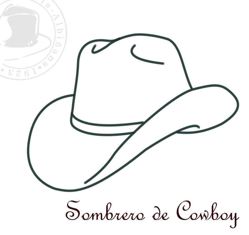 Sombrero de Cowboy | Para los más pequeños de la casa os pro… | Flickr