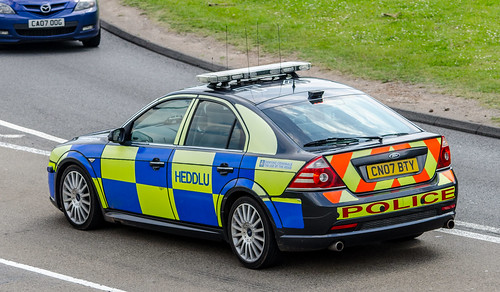 Gwent Police Roads Policing Unit ANPR | by Mark Hobbs@Chepstow