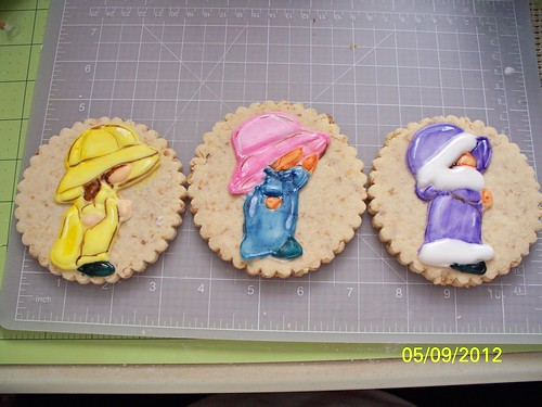 Ruth Morehead design cookies | by Tamiko's Sugar Design