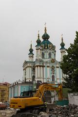 Gereja Santo Andreas, Kiev