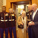 A great story unfolds ... Marines with Joan