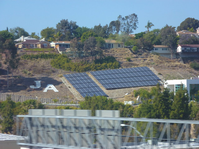 san diego ca trolley green line solar farm flickr photo sharing. Black Bedroom Furniture Sets. Home Design Ideas