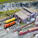 CG777 Train Shed