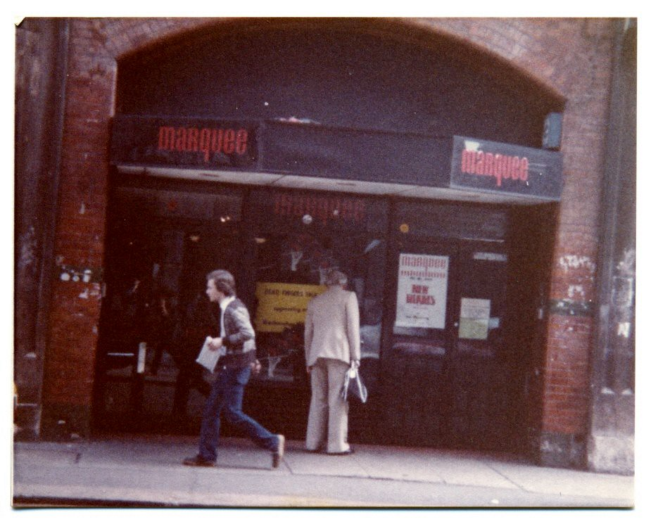 The Marquee Club London 1978 169 Photo By Paul Wright I