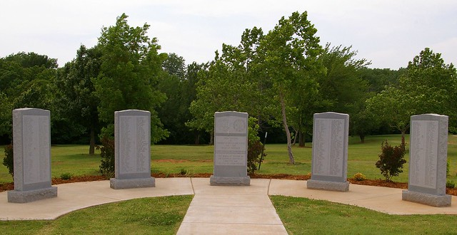 Early Settlers Monument Kathryn Kroutil Wright Chisholm