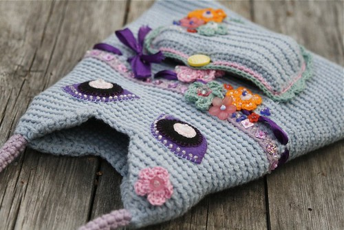 Crochet purse | by MarianneS