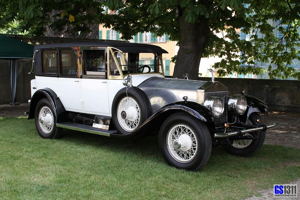 Rolls Royce Car >> 1906 - 1926 Rolls-Royce Silver Ghost | The Rolls-Royce ...
