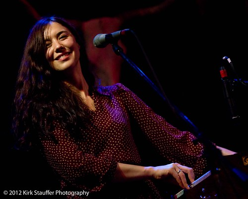 Lisa Hannigan @ Tractor Tavern | by Kirk Stauffer