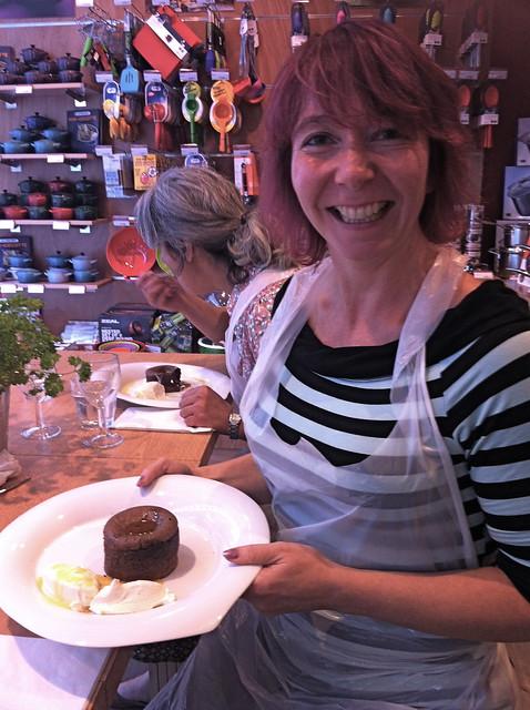 Atelier Des Chefs Cheese Cake
