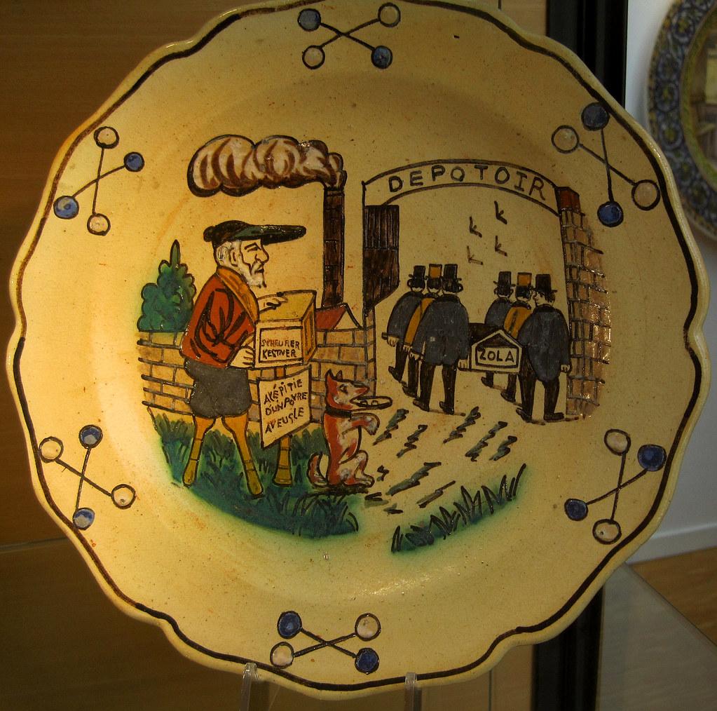 le Musée de la Faïence de quimper  le Musée de la Faïence d