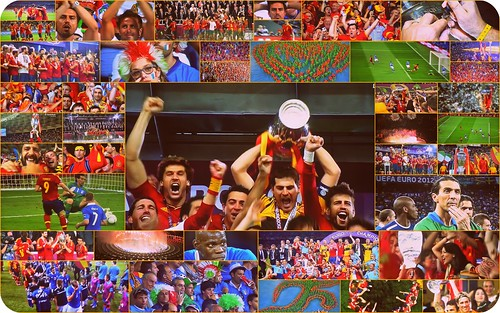 Spain crowned Euro 2012 champions {Explore} | by Eustaquio Santimano