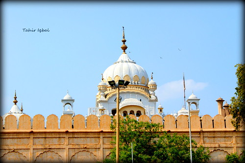 Maharaja Ranjit Singh's Samadhi Lahore West Punjab | by Tahir Iqbal (Over 49,50,000 Visits, Thank You)