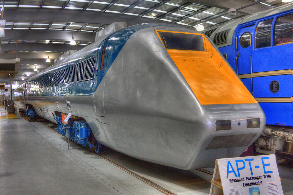 Spotlight on a special train at Locomotion: The National Railway ...