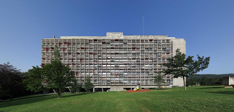 unit d habitation housing berlin architecture revived. Black Bedroom Furniture Sets. Home Design Ideas