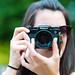 Juli and the Nikon FE
