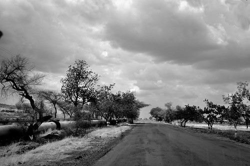 Road to Baramati | by anandamoy