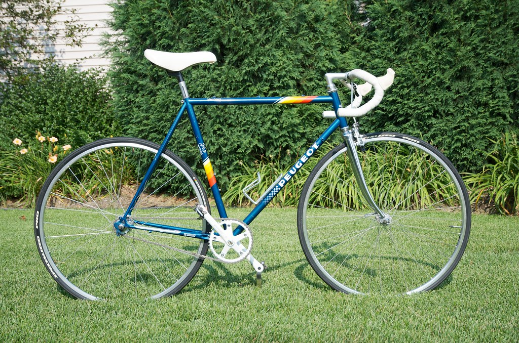 my peugeot fixie bike i finally decided to sell this. Black Bedroom Furniture Sets. Home Design Ideas