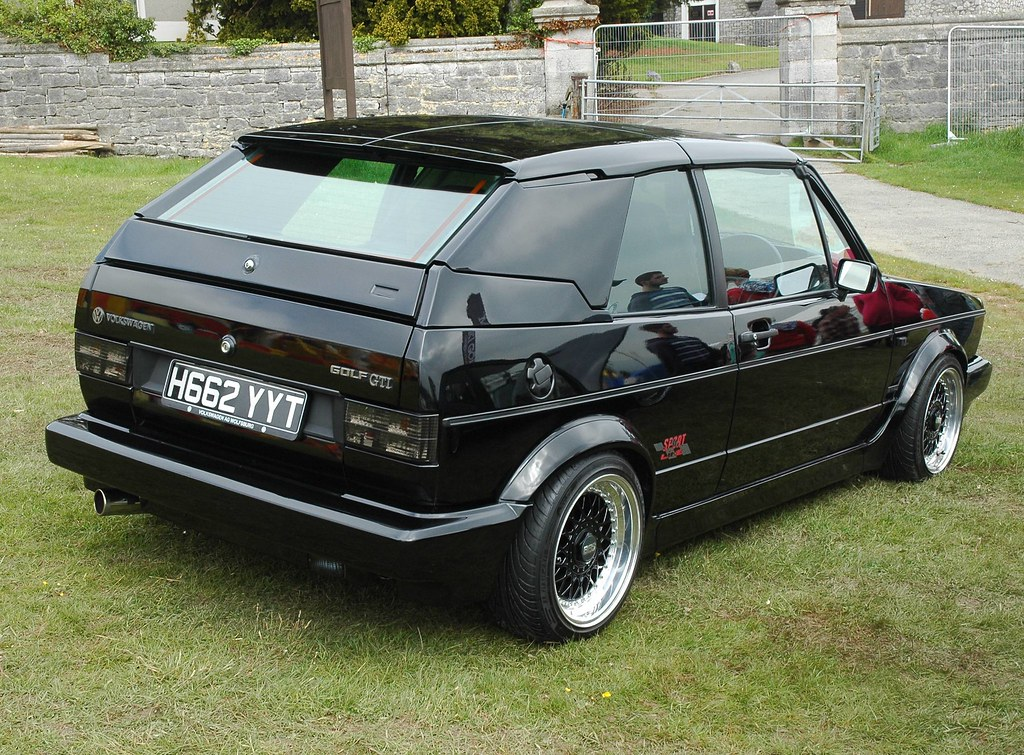 40 volkswagen golf gti mk1 convertable picture taken. Black Bedroom Furniture Sets. Home Design Ideas