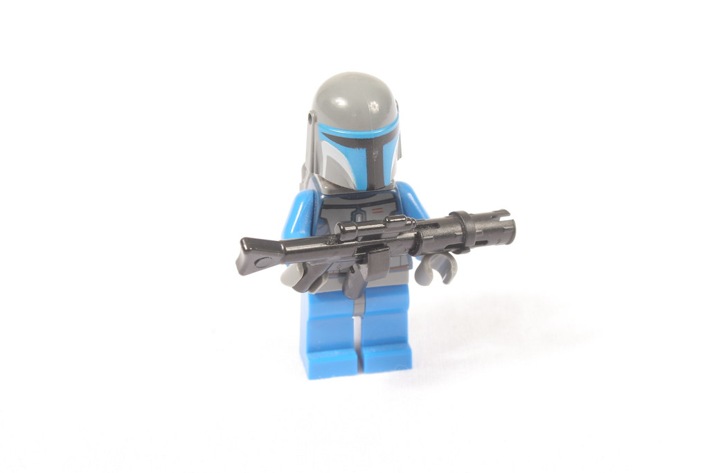 Lego M16 With Clip Here You Can See A Minifigure Holding T Flickr