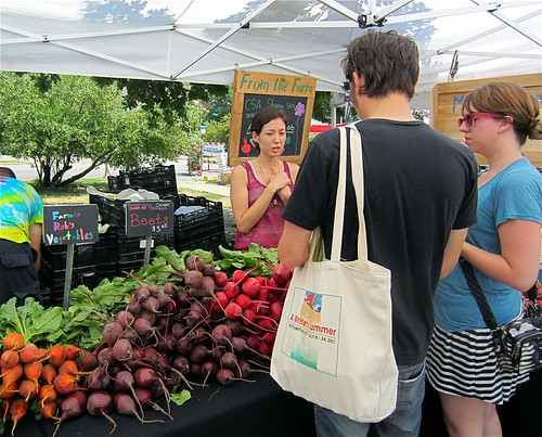 Logan Square Farmers Market | by chicagogeek