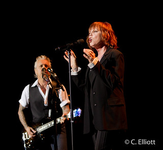 Pat Benatar & Neil Giraldo | by C Elliott Photos