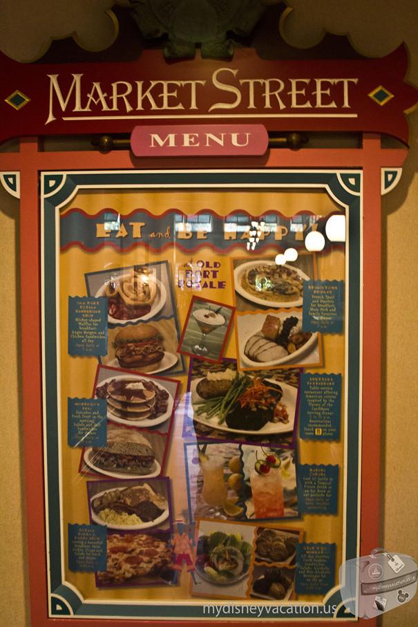 Disney S Caribbean Beach Resort Island Marketplace