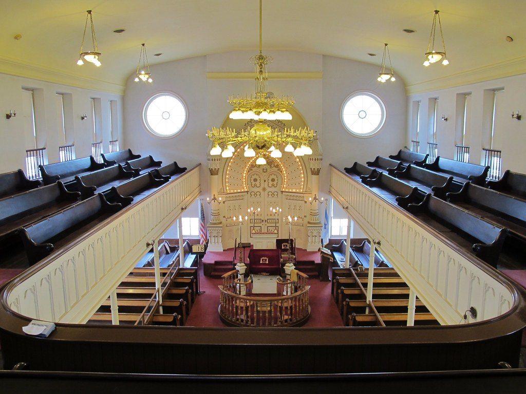 B'Nai Israel Synagogue | Flickr - Photo Sharing!