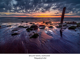 Ballast bank - Ayrshire -Scotland | by Surajit..