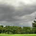 Storm Clouds Over Glenway Golf Course