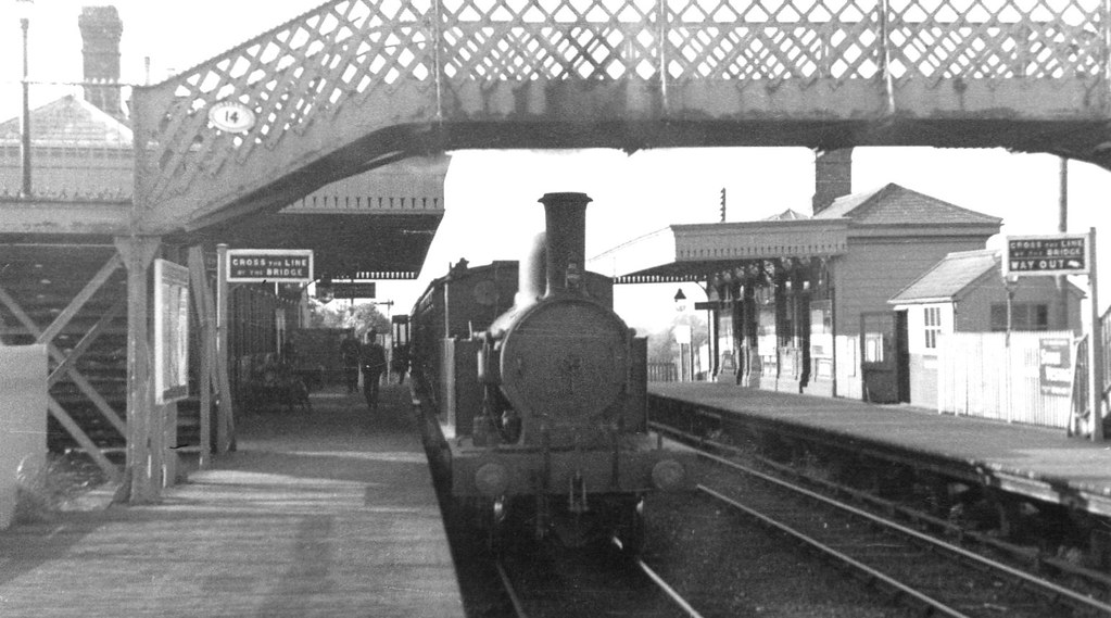 Daventry 1 A Rare Shot Of Daventry Station Which Was The