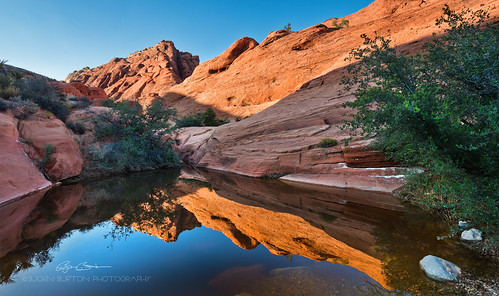 A Desert Mirror {Explored August 24th, 2012 #8} | by Björn Burton Photography