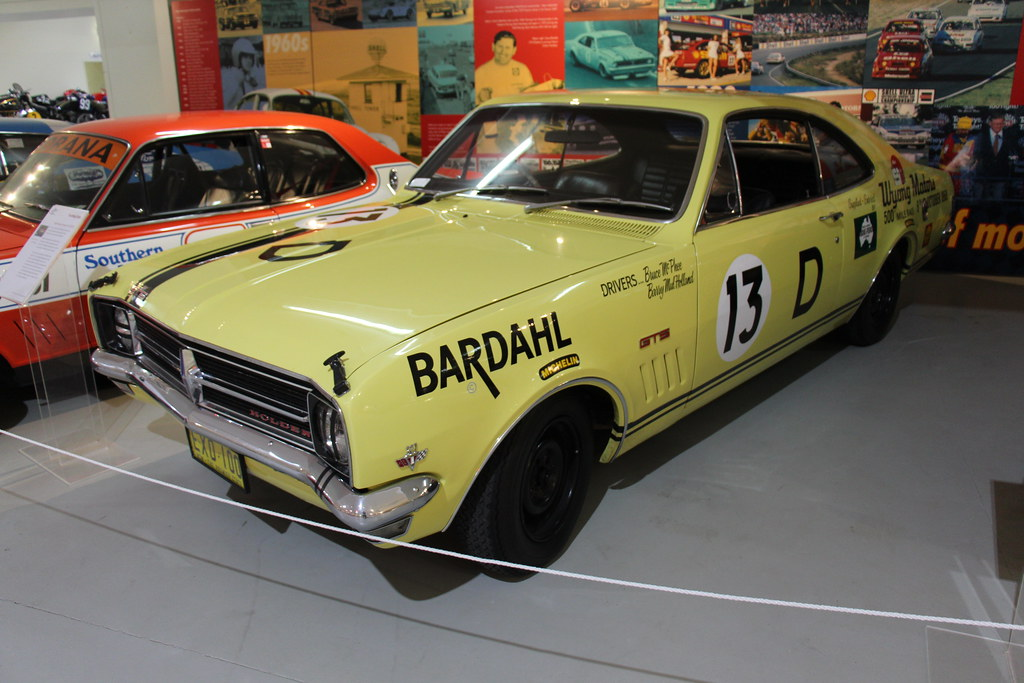 monaro 327 bathurst skelton - photo#12