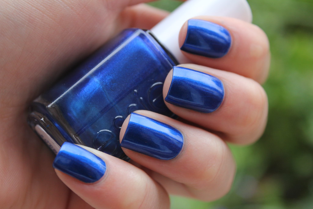 Essie Nail Polish Aruba Blue Essie Aruba Blue | by