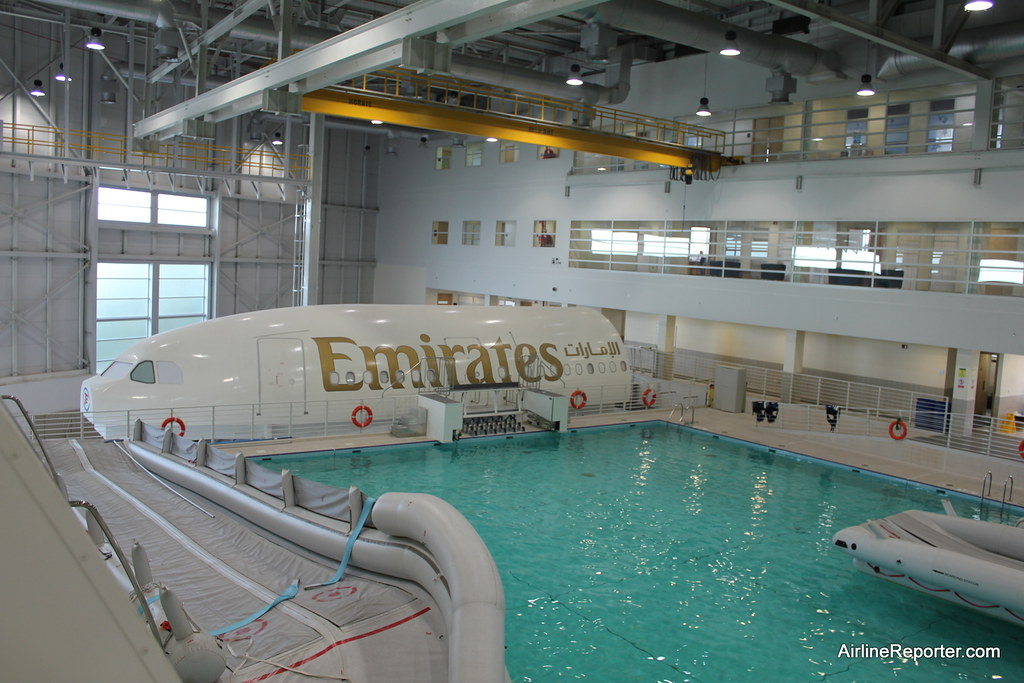 Emirates Airbus A330 A340 Pool Trainer Aviation Travel A Flickr