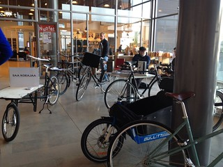 Pelago bikes and others on display | by xmacex