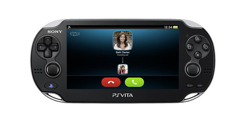 Skype Video Calling for PS Vita | by PlayStation.Blog