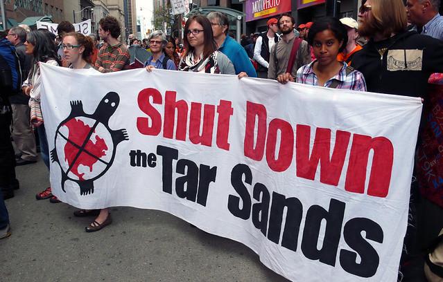 YDA Freedom Train Rally & March Toronto