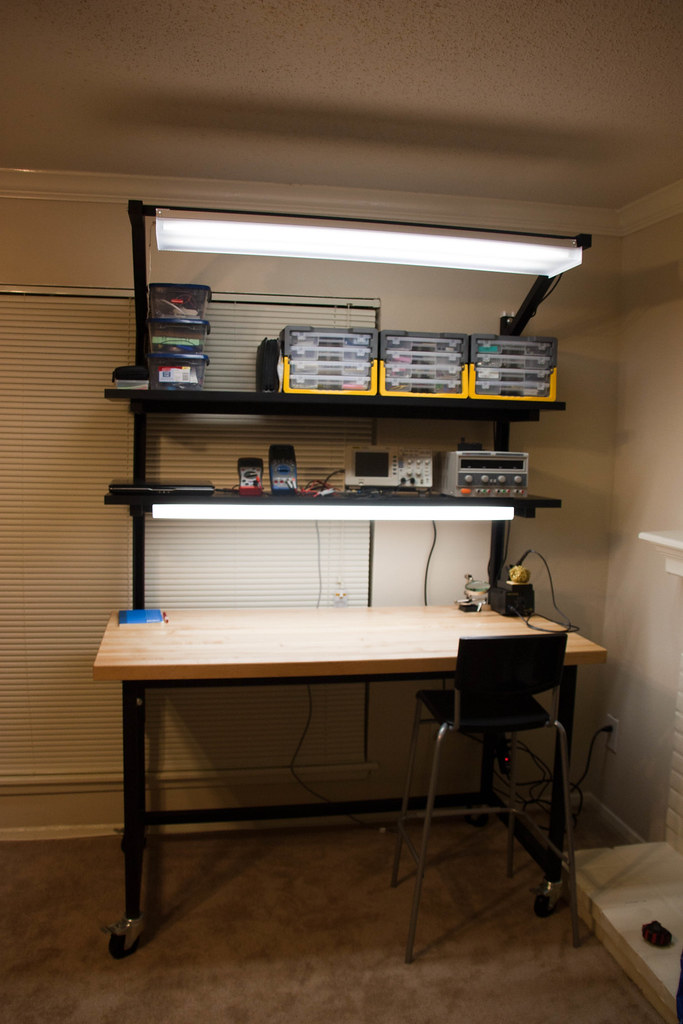 New Workbench | Here are some videos of getting the bench ...
