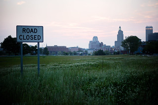 ROAD CLOSED | by @archphotographr