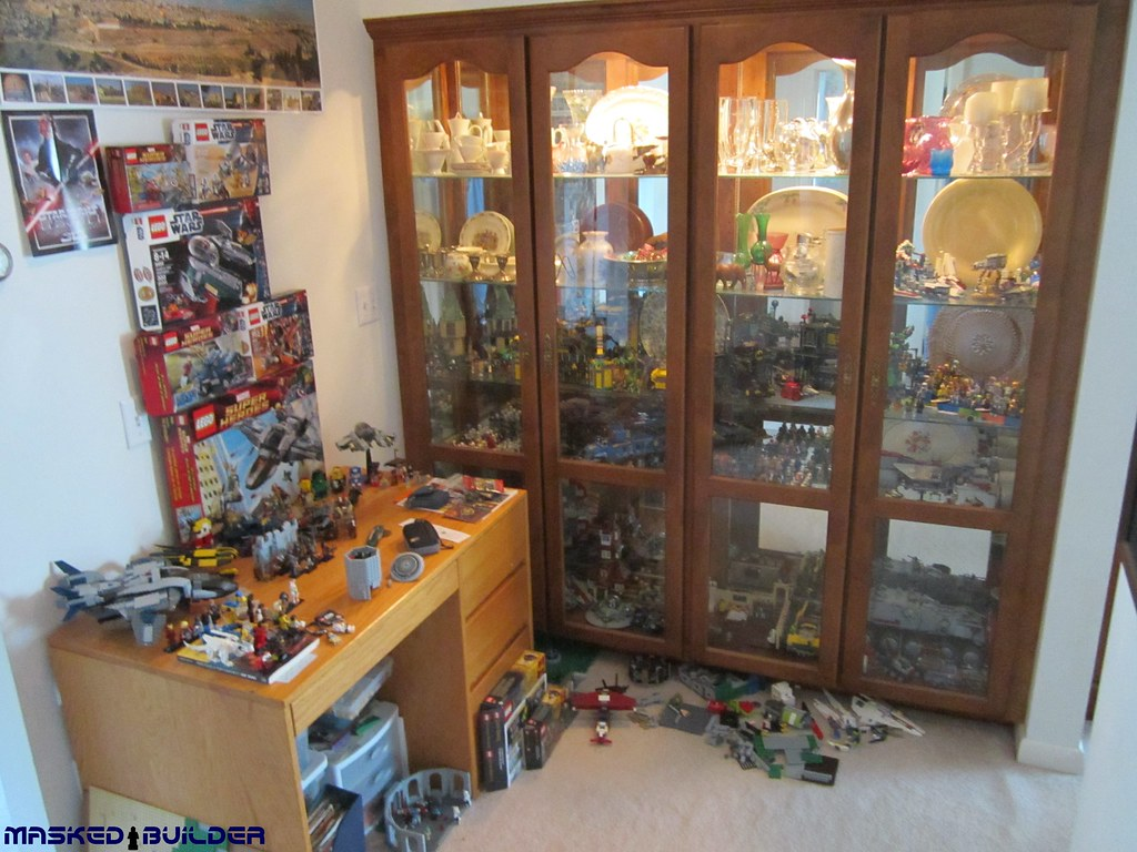 Lego room setup one of my facebook followers asked to for 3d setup builder