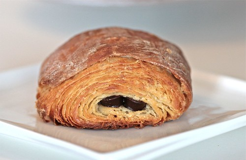 Chocolate croissant and its 81 layers | by innBrooklyn
