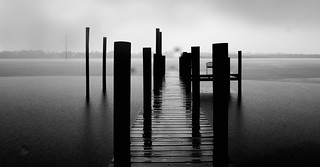 Dock & rain | by Bill Mangold