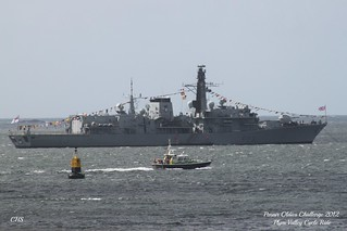 Photo 22 - Armed Forces Day on Plymouth Hoe  HMS Argyll | by Claire Stocker Photography