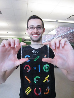 Tristan's Google Glass Number | by aaronparecki
