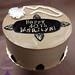40th Anniversary Buttercream Cake