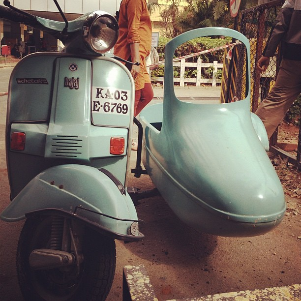 Vespa Scooter India User Review