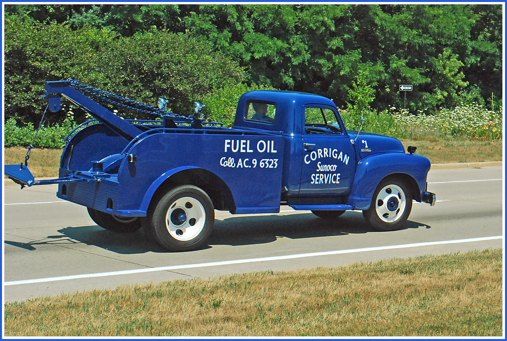 Ann Arbor Chevrolet >> Chevrolet tow truck | The July 14, 2012 Jackson Road Cruise … | Flickr