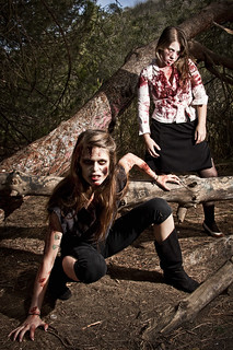 nerdy girlz zombie hunters 03 | by CE Photogenetix